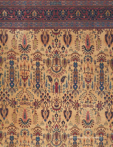 10 X 25 Rug by Tabriz Northwest Antique Rug Claremont Rug Company