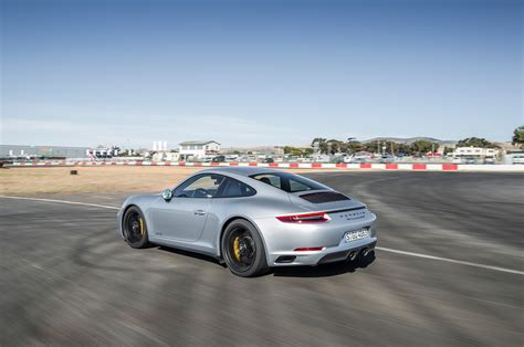 porsche carrera 2017 2017 porsche 911 carrera gts first drive motor trend