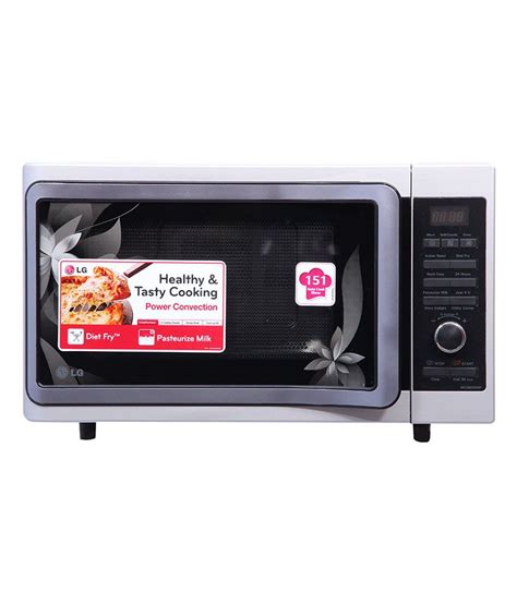 Microwave Convection Lg lg 28 ltr mc2883smp convection with rotisserie microwave