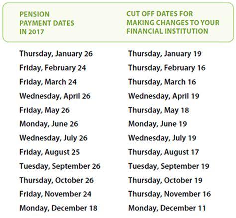 Ccp Calendar Cpp Payment Dates 2017 Printable Calendars 2018
