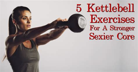 kettlebell core exercises  moves  great abs  video demonstration fitness doctrine