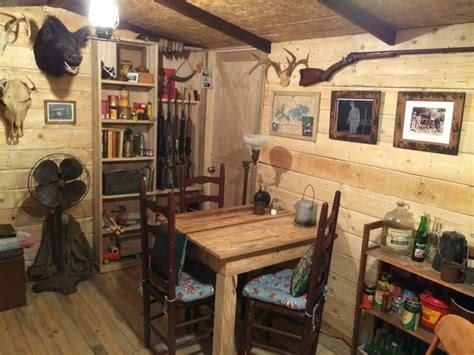 old west home decor this guy built a rustic cabin man cave for 107 171 twistedsifter