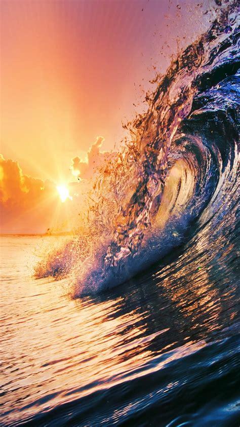 wallpaper for iphone 6 hawaii golden surfing wave sunset iphone 6 wallpaper iphone