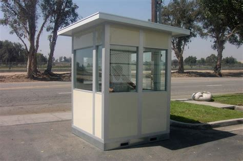 how to your to guard your house guardhouse modular buildings united partition