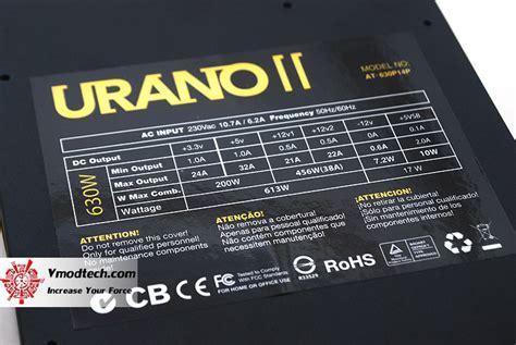 Nox Urano Ii 630w nox urano ii 630w power supply review power supply สำหร บ