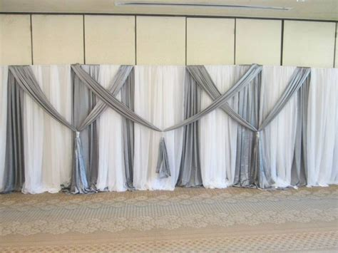 how to make pipe and drape best 25 pipe and drape ideas on pinterest sequin