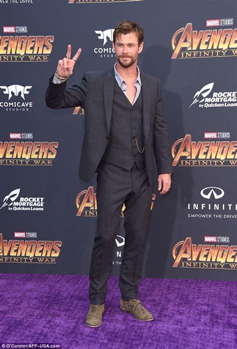 Marvel Anvengers Thor 0086 Casing For Iphone 7 Hardcase 2d chris hemsworth thor infinity war premiere