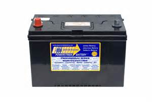 Battery For Isuzu Trooper Isuzu Batteries