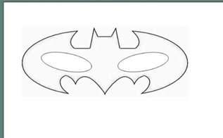 batgirl mask template batman free printable batman mask template item 1