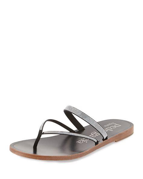 Original Pedro Shoes 1 pedro garcia ilsa sandals in black lyst