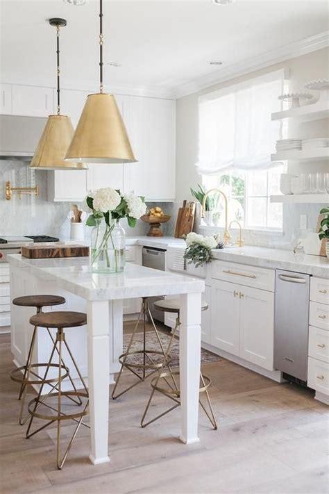 narrow kitchen island with seating dreamingincmyk