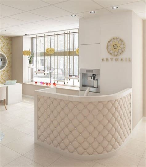 Small Curved Reception Desk Small Curved Reception Desk Commerciale Di Interior Design
