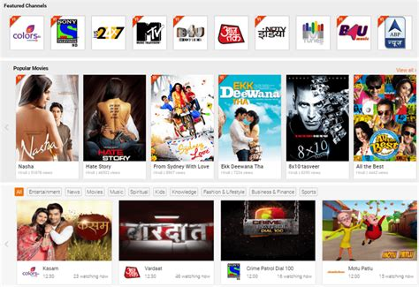 free indian tv channels on mobile mobile tv indian channels free to live