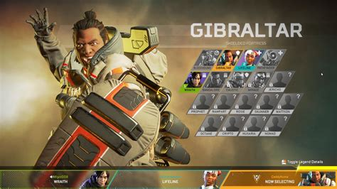 apex legends character names leaked