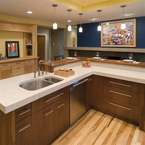 kitchen slab design the lowdown on kitchen countertop trends women s