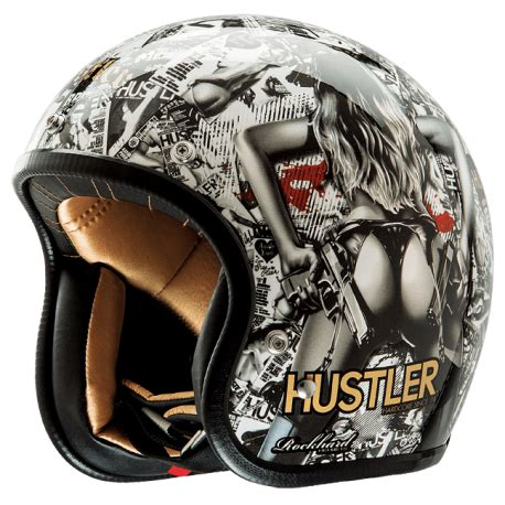 hustler motocross helmet rockhard helmet