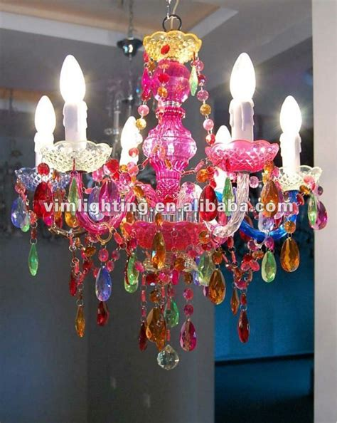 Colourful Chandeliers Multi Color Decorative Chandelier 808 6 Buy Colorful Chande