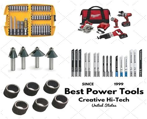 5 must power tools and accessories for home