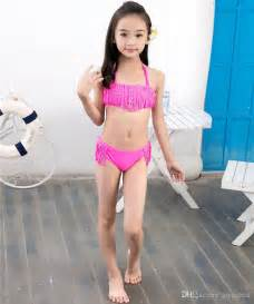 young girls swimwear age 13 new hot kids two pieces swimwear baby girls colorful