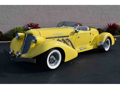 boat tail car for sale 1936 auburn boattail for sale classiccars cc 980152