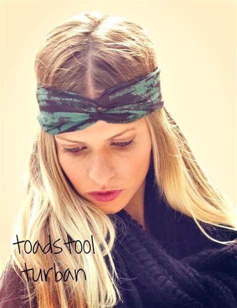 hairstyles with scarf headbands hat headband turban turband hair accessory band