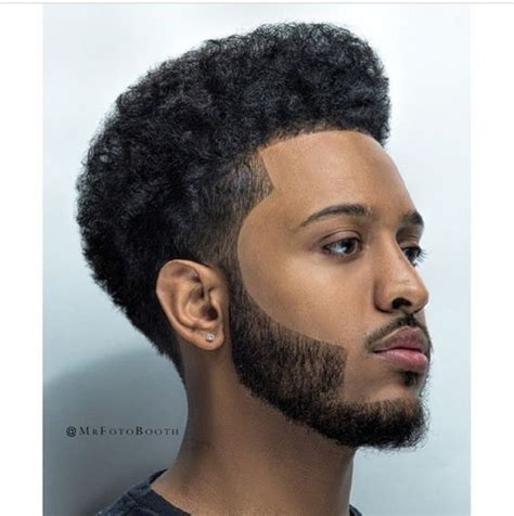 black mens hairstyles with tinted cabelo masculino barbas and homem moderno on pinterest