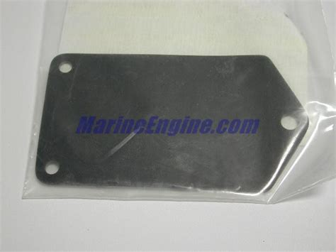Packing Cover Uvario Gasket Cover evinrude johnson omc 0319852 gasket cover to pack