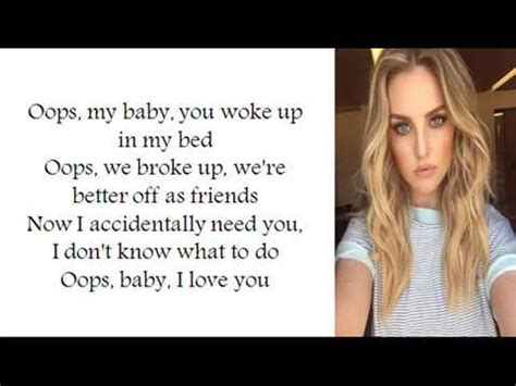 charlie puth oops mp3 little mix ft charlie puth oops lyrics youtube