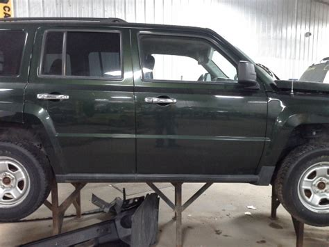 Jeep Patriot Rear Differential 2010 Jeep Patriot Rear Axle Shaft Right Ebay