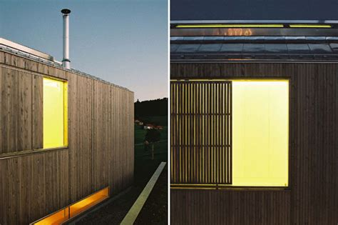 haus becker low energy house s boasts sliding shutters to block sun