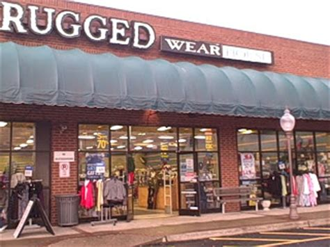 rugged wearhouse clothing shopping asheville carolina asheville s river ridge marketplace