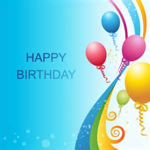 happy birthday templates happy birthday background free template vector eps