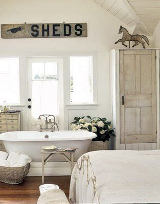 Country Living Bathroom Ideas White As Linen Bathroom Inspiration