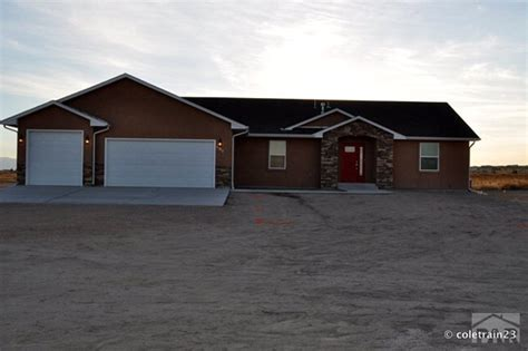 new construction home in pueblo west colorado