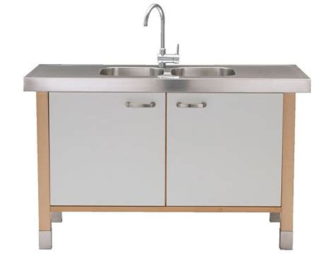 stand alone kitchen sink awesome free standing kitchen sinks the small kitchen