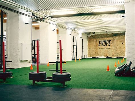 Performance Center Berlin by Evope Performance Center O Crossfit Friedrichshain