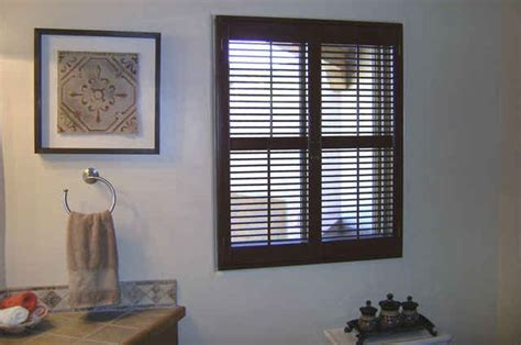 bathroom shutters interior stained traditional bathroom shutters interior shutters