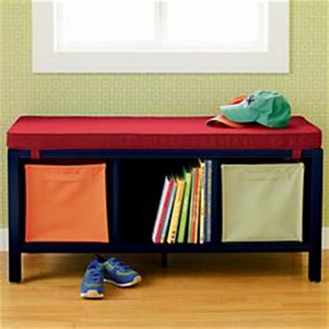 land of nod bench lolo craft the bookcase bench revealed