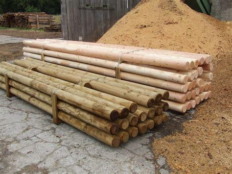 Palisaden Holz Kaufen by Rundholz Palisaden Startseite