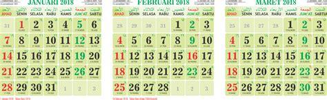 Kalender 2018 Psd Softcopy Kalender 2018 Corel Photoshop