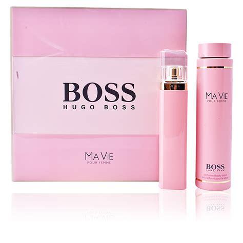 Parfum Ma Vie hugo parfums ma vie coffret sur perfume s club