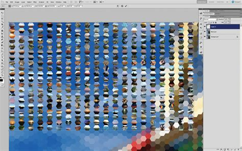 tutorial after effects mosaic photoshop tutorial create a mosaic effect with automate