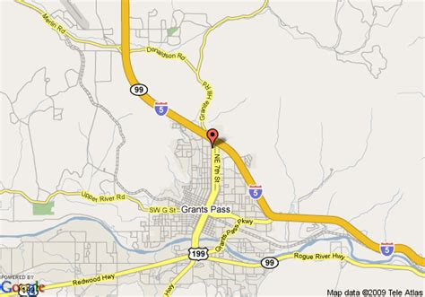 comfort inn grants pass or map of comfort inn grants pass grants pass