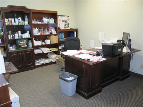 loth office furniture lot office furniture and equipment 2 desks 2