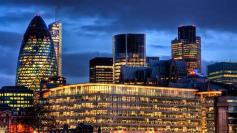 Night in London City wallpapers and images - wallpapers ...