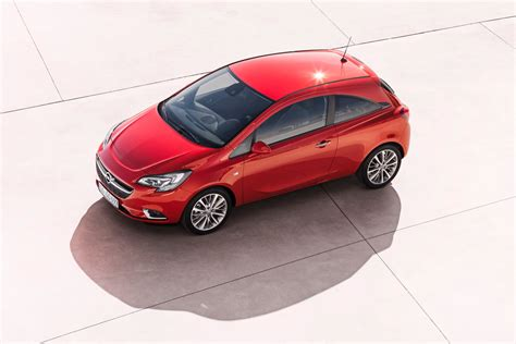 opel ford new opel vauxhall corsa is gm s answer to the ford