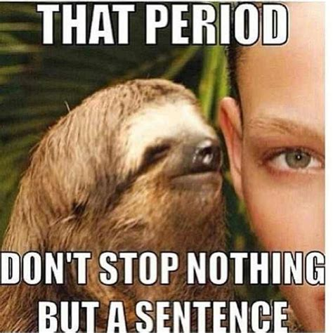 Sloth Rape Meme - sloth meme