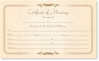 islamic marriage certificate template marriage certificate template write your own certificate