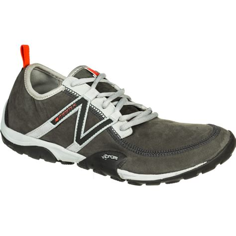 new balance leather running shoes new balance mt10 minimus leather trail running shoe