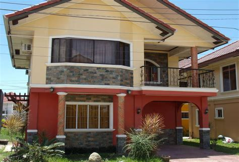 model house designs home interior designs of royale 146 house model of royal residence iloilo by pansol